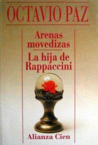 Arenas movedizas: la hija de Rappaccini