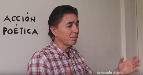 Entrevista con Armando Alanís: Proyecto Acción Poética