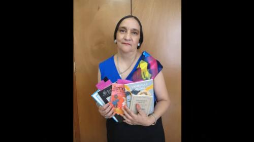 Aura María Vidales 2016