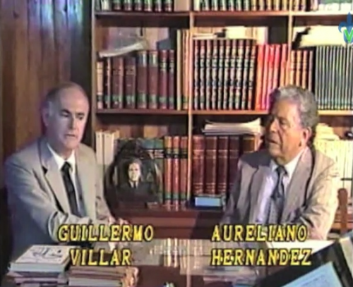 Aureliano Hernández Palacios, parte 2. Semblanzas