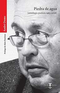 Piedra de agua : antología poética, 1963-2008