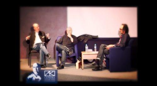 Dialogo entre Mario Bellatin y Agustín Fernández Mallo