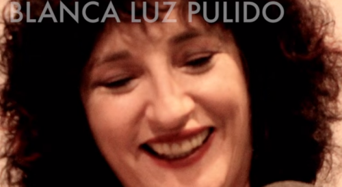 Blanca Luz Pulido en Descarga Cultura.UNAM