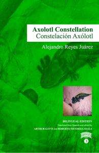 Constelación Axólotl = Axolotl Constellation