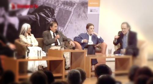 Borges en México, crónica visual y literaria