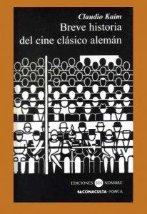Breve historia del cine clásico alemán