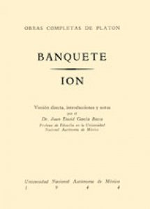 Banquete. Ion