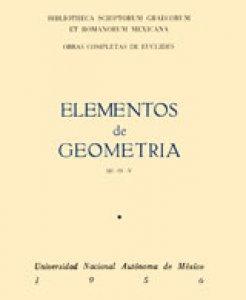 Elementos de geometría. Libros III, IV y V