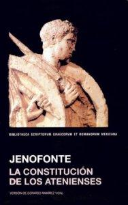 La constitución de los atenienses