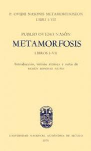 Metamorfosis. Libros I-VII