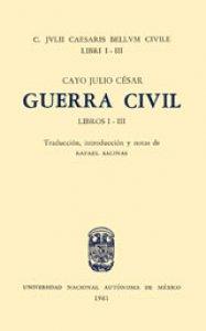 Guerra Civil. Libros I-III