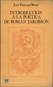 Introducción a la poética de Roman Jakobson