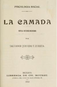 La camada : novela histórica mexicana