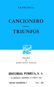 Cancionero ; Triunfos