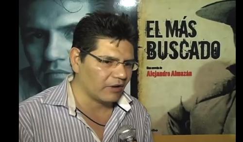 Entrevista Alejandro Almazán