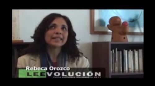 Rebeca Orozco - Feria del Libro Hermosillo 2011
