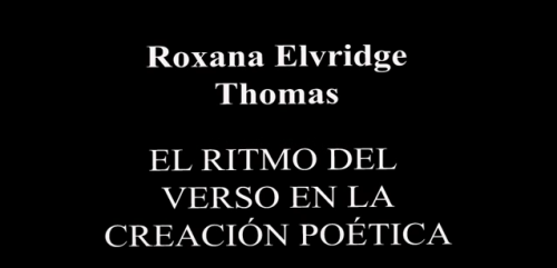 Roxana Elvridge-Thomas, conferencia 1