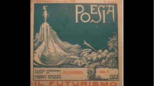 José Vicente Anaya: El Futurismo es la madre de todas las vanguardias del siglo XX