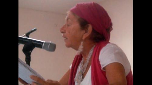 Yamilé Paz Paredes - ''Tras la huellas de tu semen''