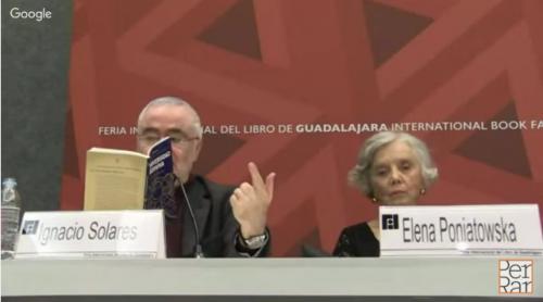 <i>La Universidad rediviva</i> de Ignacio Solares en FIL Guadalajara 2015