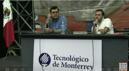 ''Reserva del vacío'' de Maruan Soto Antaki en FIL Monterrey 2015