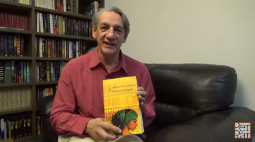 Alberto Ruy Sánchez sobre ''Quinteto de mogador''