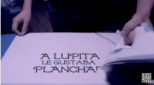 Presentación en la FIL de <i>A Lupita le gustaba planchar</i> de Laura Esquivel