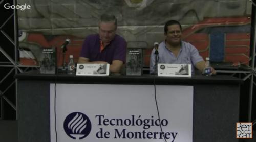 ''La casa del dolor ajeno'' de Julián Herbert en FIL Monterrey 2015