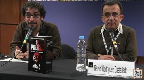 FIL Guadalajara 2013: ''El policía'' de Rafael Rodríguez Castañeda