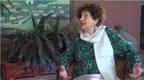 Entrevista a Dra. Margo Glantz (Consejero CEHM)