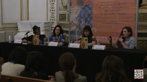 ''Fecha de caducidad'' de Beatriz Rivas, Eileen Truax y Armando Vega-Gil FIL Minería 2016