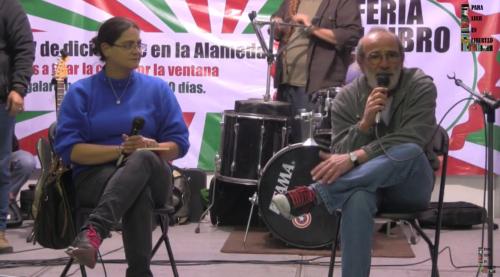 Gabriela Ballesteros Presenta: Donde el linaje se desdice con Claudio Imirizaldu