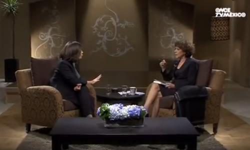Conversando con Cristina Pacheco - Ángeles Mastretta (09/11/2012)