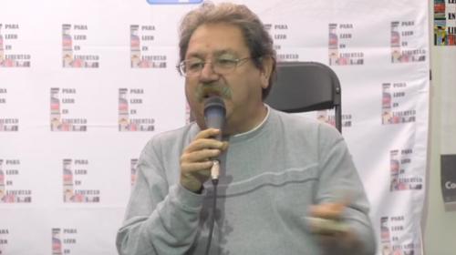 Paco Ignacio Taibo II presenta: Qué sean Fuego las Estrellas