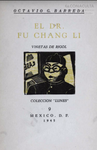 El doctor Fu Chang Li