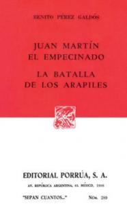 Juan Martín el empecinado ; La batalla de los arapiles