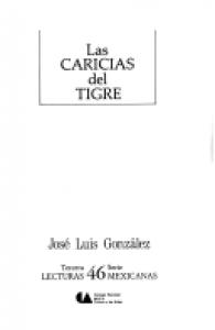 Las caricias del tigre