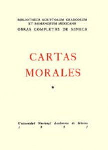 Cartas Morales I