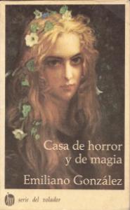 Casa de horror y de magia