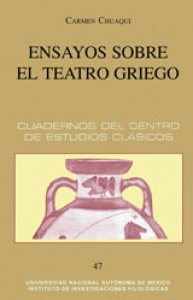 Ensayos sobre el teatro griego