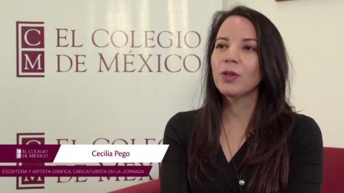 Coloquio Nuevas y novísimas escritoras mexicanas, comentarios por Cecilia Pego
