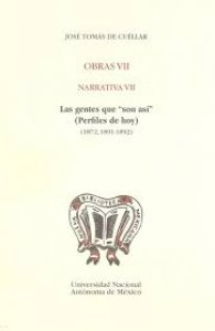 Obras VIII. Narrativa VIII. Gabriel el cerrajero o Las hijas de mi papá (1872, 1892)