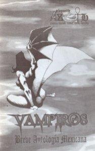 Vampiros : breve antología mexicana