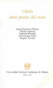 Cíbola, cinco poetas del norte