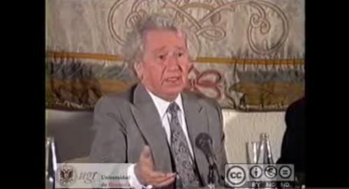 Ciclo ''El intelectual y su memoria'': Juan José Arreola