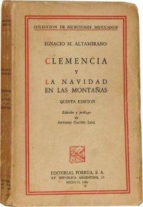 Clemencia. La navidad en las montañas