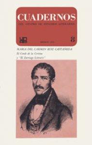 El conde de la Cortina y El Zurriago Literario. Primera revista mexicana de crítica literaria (1839 1840, 1843 y 1851)