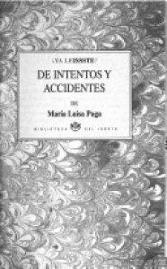 De intentos y accidentes