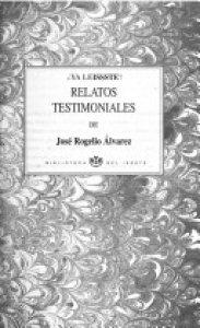 Relatos testimoniales