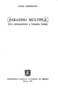 Paradiso múltiple : un acercamiento a Lezama Lima